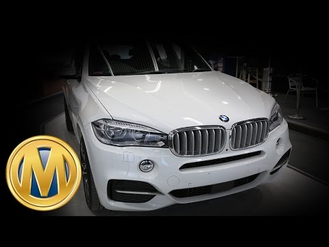 2014 BMW X5 F15 M50d @ Prestige Auction IV