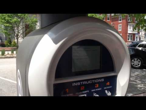 Harrisburg Parking Confusion--Solved!
