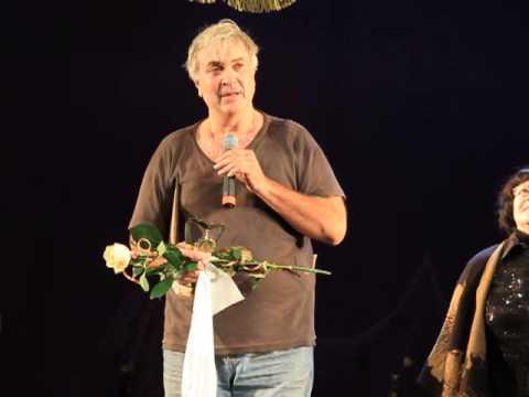 Анатолій Хостікоєв у Чернівцях про те, що найважливіше для актора