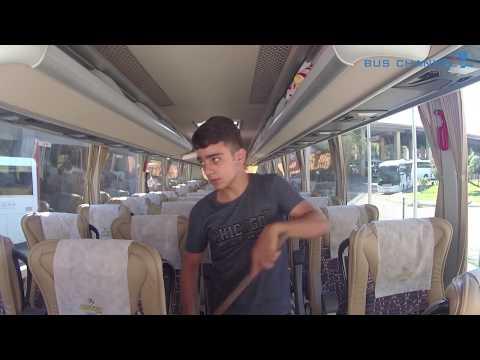 Nasıl Otobüs Muavini, Hostu Olunur ? Temsa Maraton Otobüs Yatağı İncelemesi