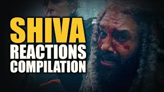 The Walking Dead SHIVA Reactions Compilation