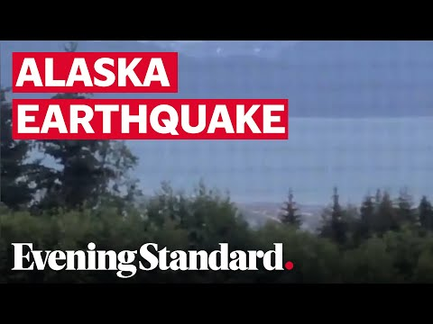 Alaska earthquake: Tsunami warning after massive 7.8 magnitude tremor hits off coast