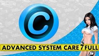descargar Advanced Systemcare Ultimate 7 Full +serial