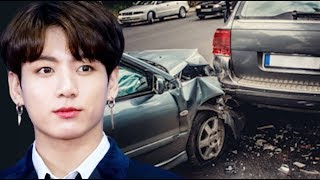 Jungkook's Car Accident under Investigation, Why did this happen?