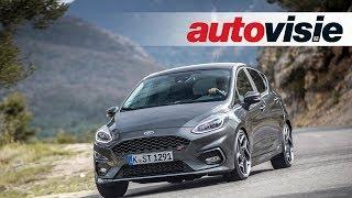 Ford Fiesta ST (2018) - Test - Autovisie Vlog