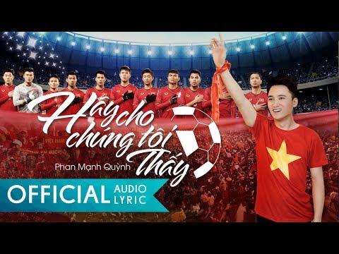 Phan Mạnh Quỳnh tung HIT cổ động U23 Việt Nam trước trận Chung kết U23 Châu Á