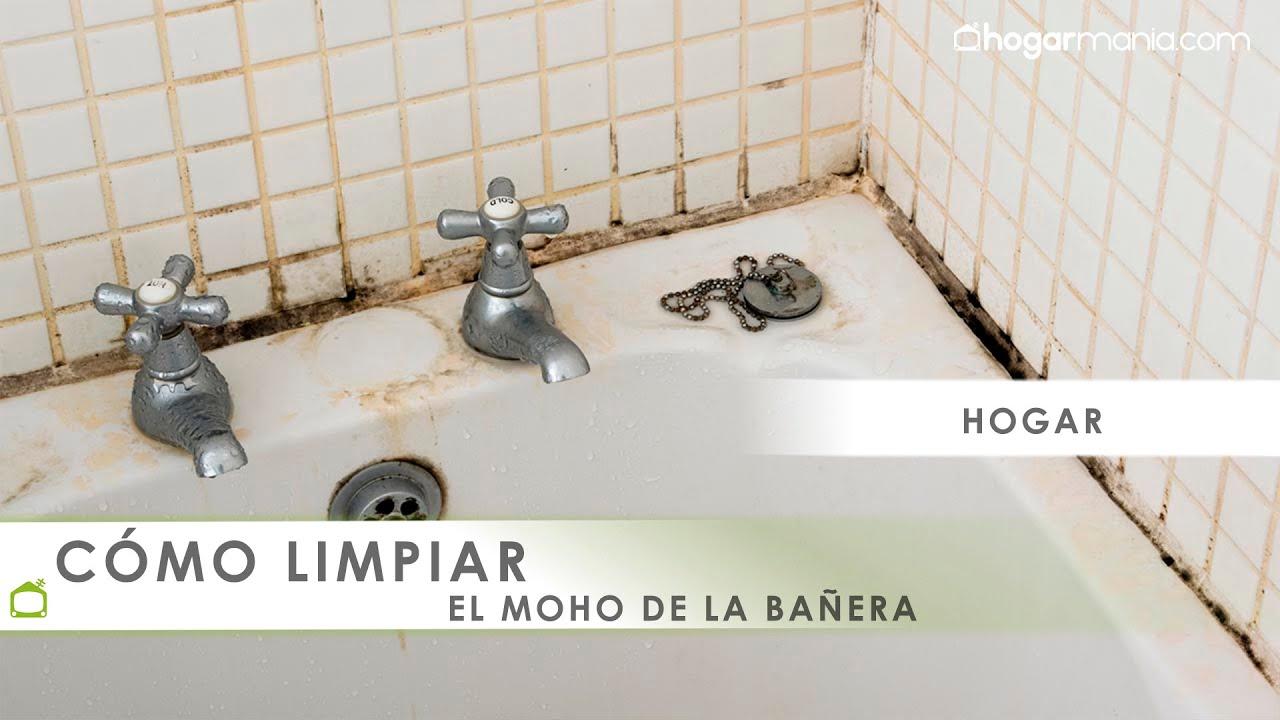 Misión impecable: Limpiar moho de la bañera - YouTube