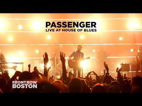 Passenger – Live at House of Blues (Full Set)