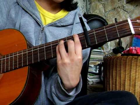 言承旭 - 我會很愛妳 guitar cover