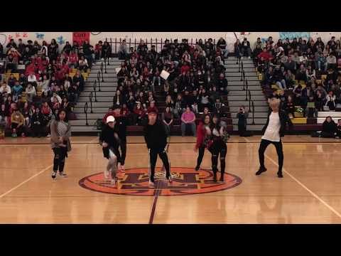 Mt. Tahoma High School - Mic Drop Remix by BTS K-pop Performance