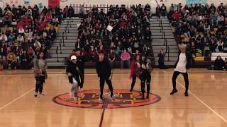 Mt. Tahoma High School - Mic Drop Remix by BTS K-pop Performance (TURN ON CC!!)