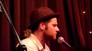"David Ford ""Decimate"" Rare Live Performance"