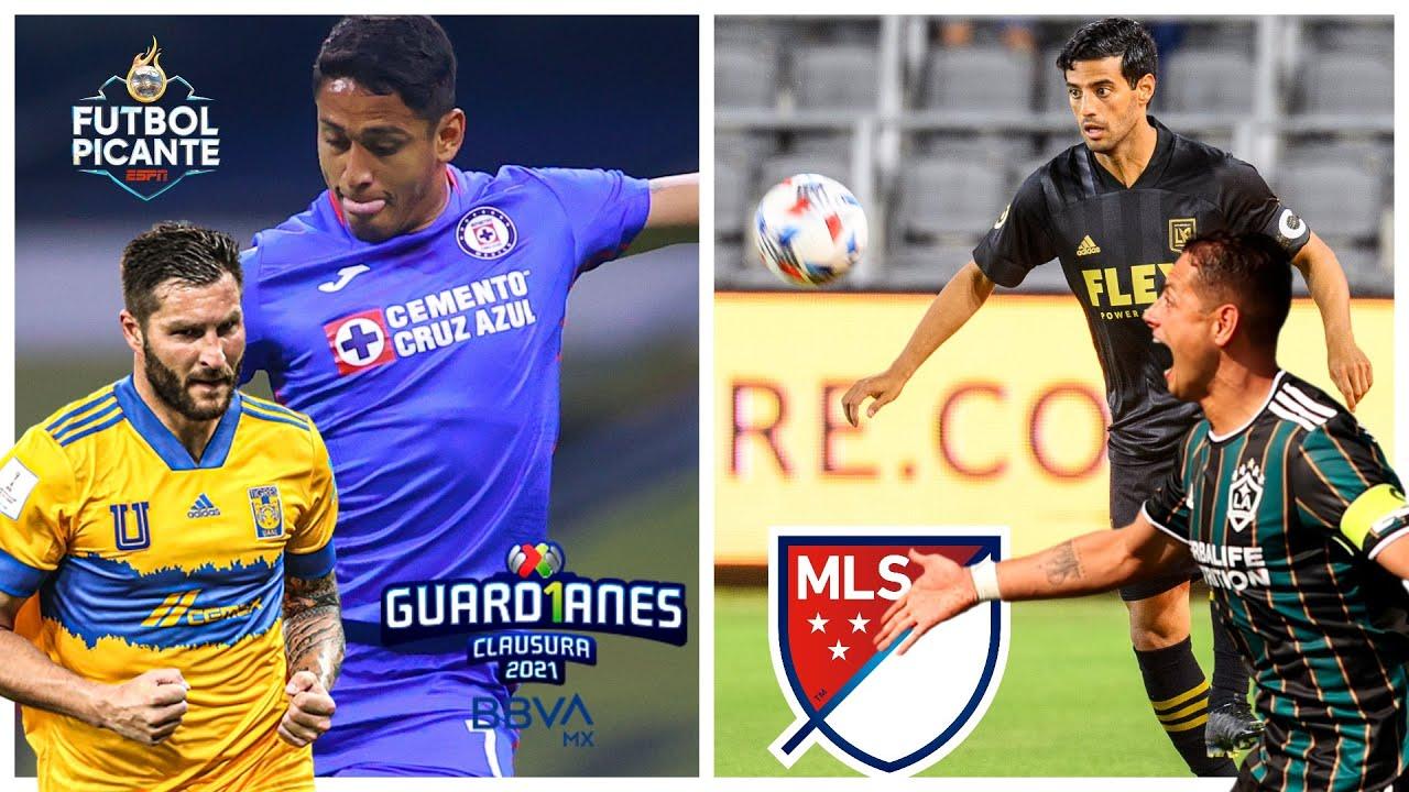 LIGA MX vs MLS: Se CONFIRMÓ juego de estrellas. Vela y Chicharito vs Romo y Gignac. | Futbol Picante