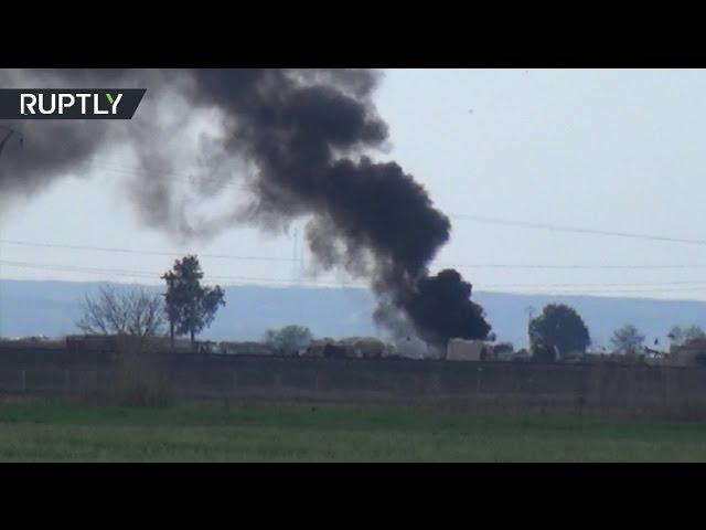 【新一波反恐大戰開打】空襲與地雷環伺 IS首都居民退無可退
