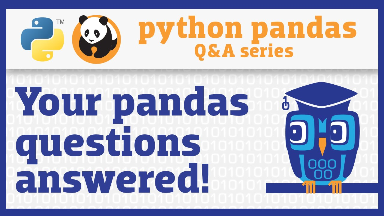 Image from Your pandas questions answered!