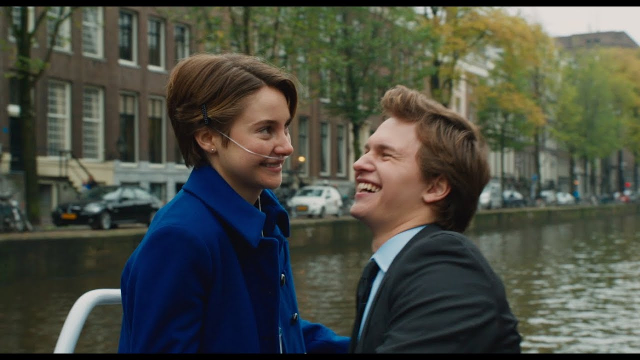 Question Tuesday! TFIOS Movie Trailer, Penguin Knees, and