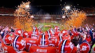 Best College Football Entrances Part 1