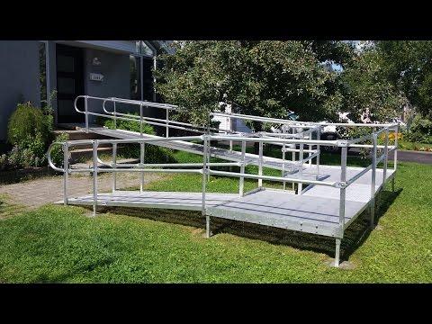 Wheelchair Ramps - Rampe d'accès 1-866-416-1024