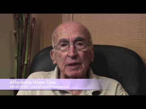 Affordable Home Care Solutions | Scottsdale and Phoenix Senior Home Care