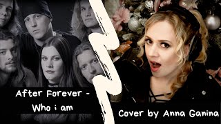 Anna Ganina - Who I am (After Forever cover)