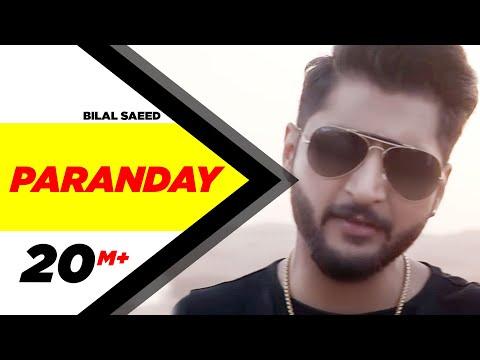 PARANDAY LYRICS - Bilal Saeed   Punjabi Song
