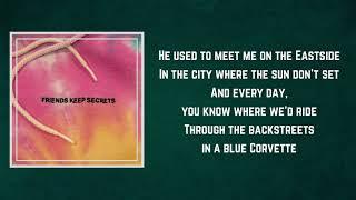 Benny Blanco - Eastside (Lyrics) feat. Halsey & Khalid