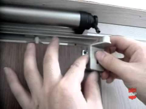 Slide Back Sliding Door Closer Installation Youtube