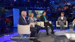 Talk im Hangar-7: Streit ums Kopftuch: Retten Verbote die Integration?