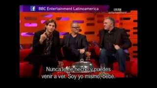 The Best of Graham Norton Show Series 8 -Par1 subtitulado