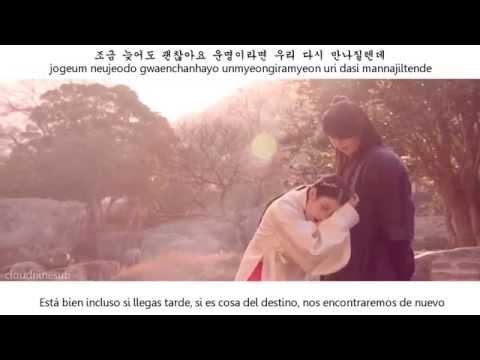 Davichi - Forgetting You [sub español + han + rom] Moon Lovers- Scarlet Heart: Ryo OST