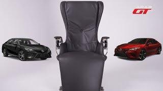 كرسي رولزرويس بسعر سيارتين تويوتا كامري     -