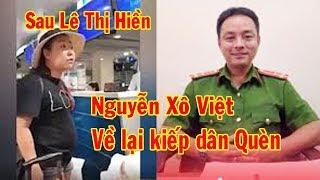 Giáng cấp bậc hàm và cho xuất ngũ đối với Thượng uý Nguyễn Xô Việt