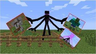Khi Quái Vật Trong Minecraft Bị Biến Dị @@~ !!!