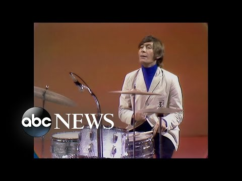 Rolling Stones drummer Charlie Watts remembered