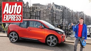 BMW i3 road trip to Amsterdam... what could possibly go wrong?