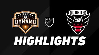 Houston Dynamo vs. D.C. United | HIGHLIGHTS - May 18, 2019