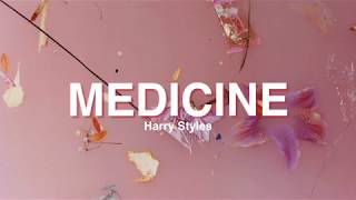 Medicine by Harry Styles w/ Clear Audio + Updated Lyrics