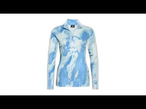 BOGNER Milly Womens Baselayer in Pale Blue