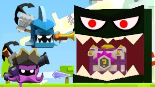 Will Hero - All Sea Animals Helm Vs Black Boss | Android Gameplay HD