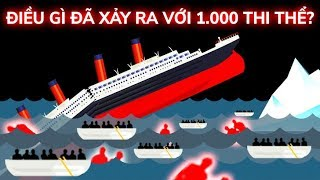 Bí ẩn về các thi thể biến mất của tàu Titanic