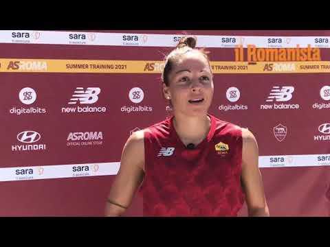 VIDEO - Roma Femminile, Bernauer: