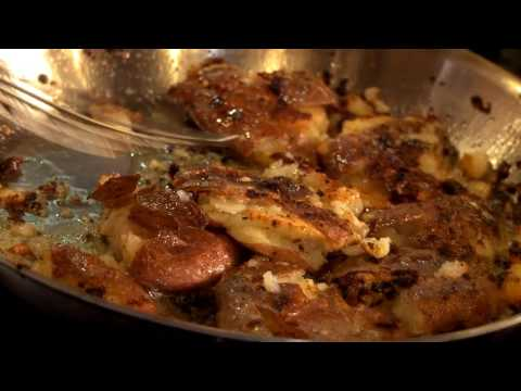 WaGrown Potato Dishes S1E1: Smashed Greek Potatoes at Palace Kitchen