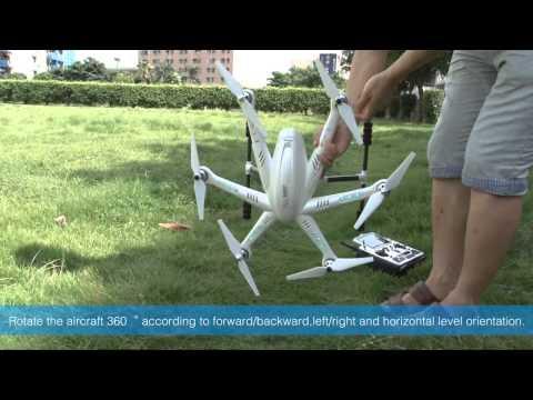 DetoxTAXI.com-Walkera TALI H500 Compass calibration Guidline Video ...