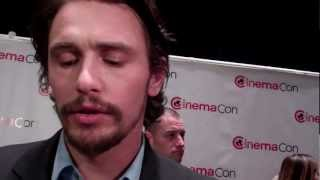 James Franco at CinemaCon 2012