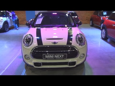 MINI Cooper SD Minimalism (2016) Exterior and Interior in 3D