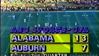 1985 Iron Bowl at Legion Field