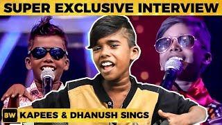 Gana Poovaiyar Mersal Singing Perfomance | Super Singer Juniors | Vijay TV | SS 50