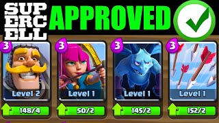 Beating Clash Royale the Way Supercell Intended It