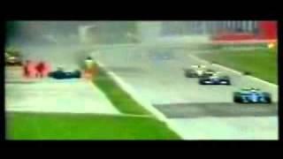 Ayrton Senna - Fatal crash Imola 1994