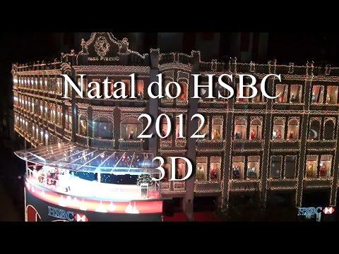 Natal do HSBC 2012 em 3D - Show completo 45min